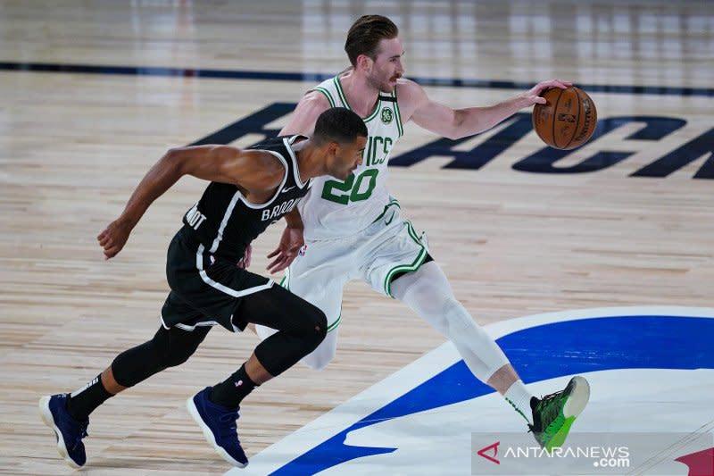 Celtics amankan peringkat tiga klasemen Wilayah Timur