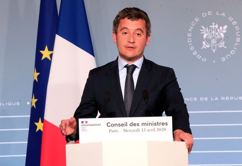 French court orders reopening of investigation into rape allegation against minister - source