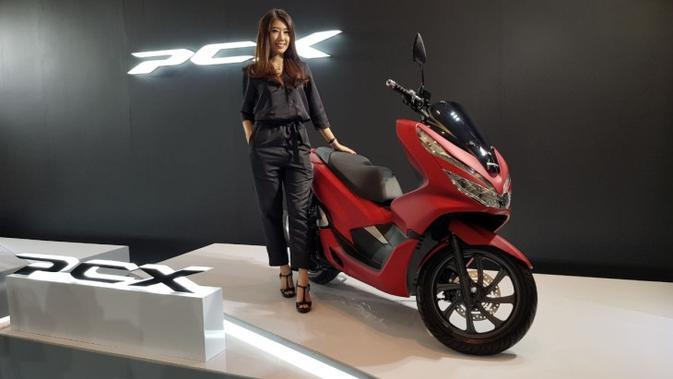 Honda 'Malu-Malu' Ungkap Jumlah PCX 150 yang Cek Sprocket Cam