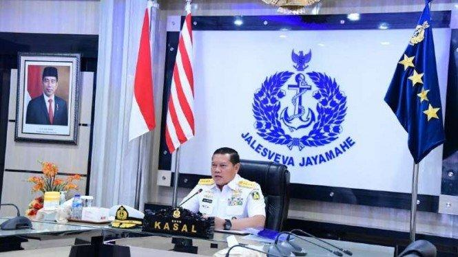 Ingin Menang Berperang, KSAL : TNI AL Harus Kuasai Teknologi Maritim