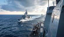 美日印澳「印太小北約」70艘軍艦將在孟加拉灣聯合軍演 解放軍是假想敵?