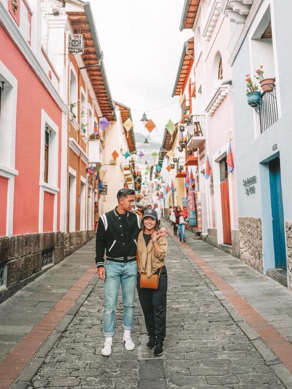 Menjadi bintang tamu di podcast Jordi Onsu, Nikita Willy dan Indra Priawan menceritakan cara mereka menjaga keharmonisan hubungan asmaranya. Satu di antaranya, saling memberi kebebasan. (Instagram/indpriw)