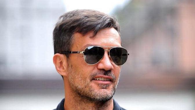 Paolo Maldini Bikin Pangling, Ini 8 Potret Lawasnya