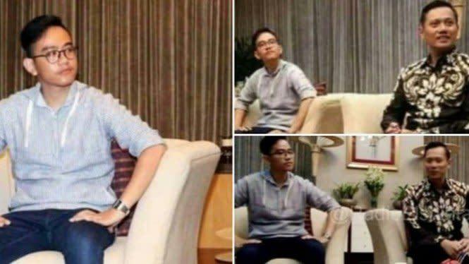 Gaya Duduk Anak Jokowi Saja Jadi Sorotan Netizen