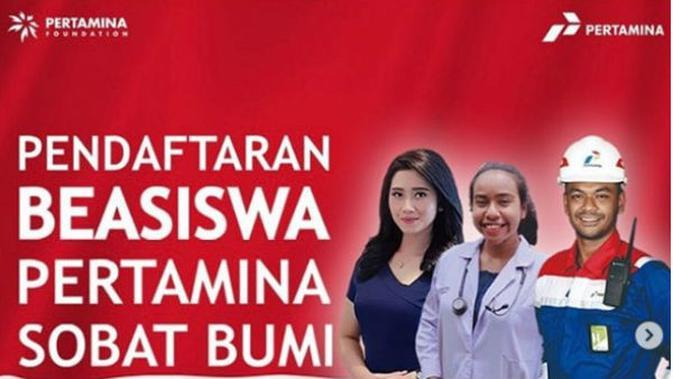Pertamina Foundation/Instagram @pertamina.foundation.
