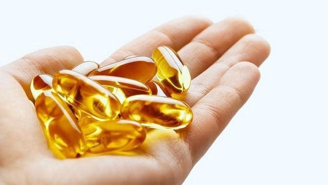 Ilustrasi vitamin E