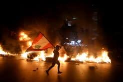 Pound Lebanon sentuh level terendah meski ada upaya menghentikan oleh pemerintah