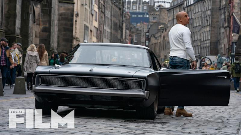 Vin Diesel in Fast & Furious 9, one of the most exciting upcoming movie releases