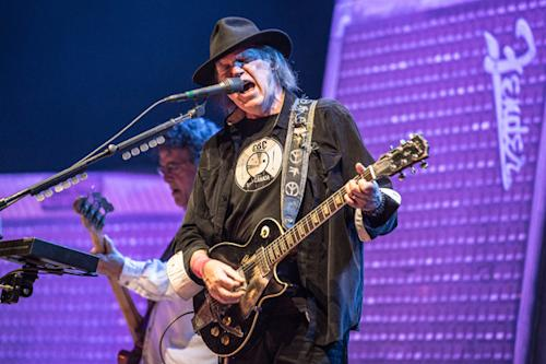 The 12 Most Canadian Things About Neil Young