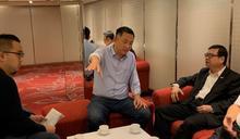 楊鎮浯拜交通部 觀光局長張錫聰全力支持縣府五項提案