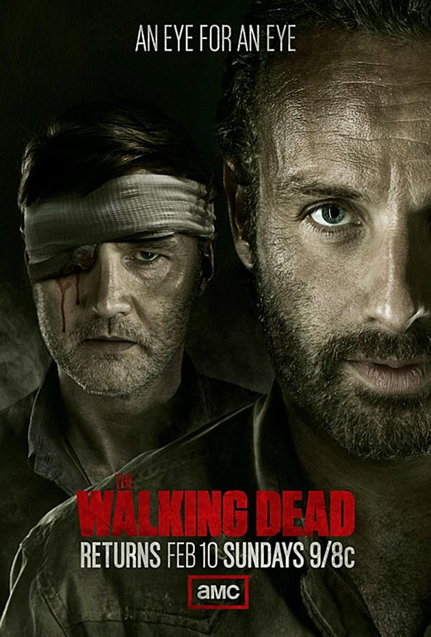 Return of 'The Walking Dead': The Governor's seeking 'an eye for an eye'