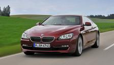 2014 BMW 6-Series Coupe