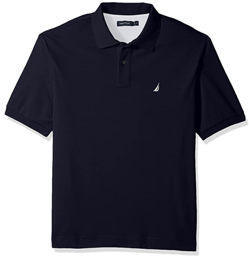 Nautica polo shirt. (PHOTO: Amazon)