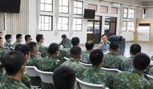 6軍團指揮官親考親教 勉幹部做好實務工作