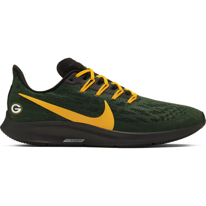 Nike Air Zoom Pegasus 36 Green Bay Packers