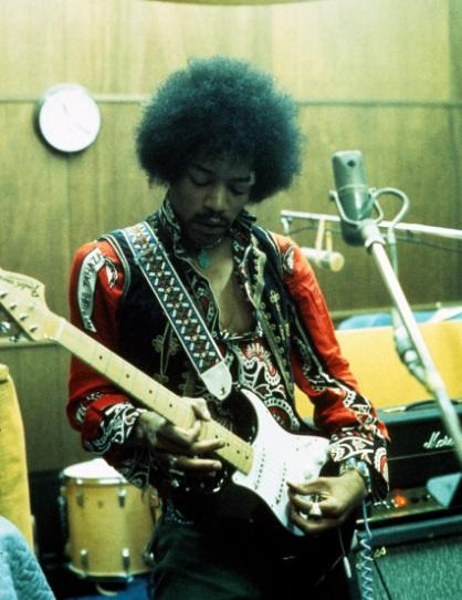 May 7-13: Jimi Hendrix Biopic Starring Andre 3000 May Not Include Original Hendrix Recordings