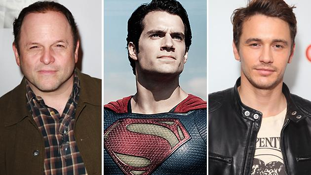 Celebrity Critics Corner: 'Man of Steel' Reviewed by James Franco, Jason Alexander and More