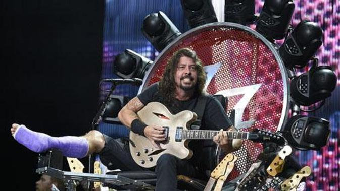 Dave Grohl (AP Entertainment)