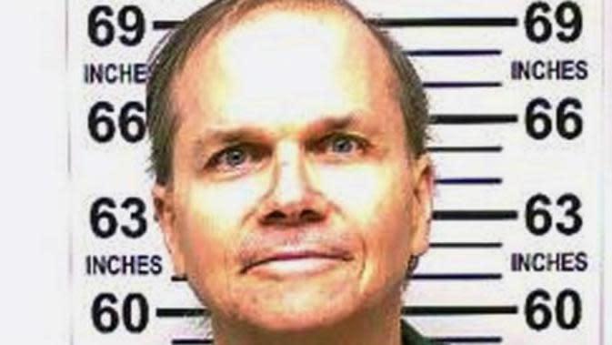 David Mark Chapman, pembunuh John Lennon (New York State Department of Correction)