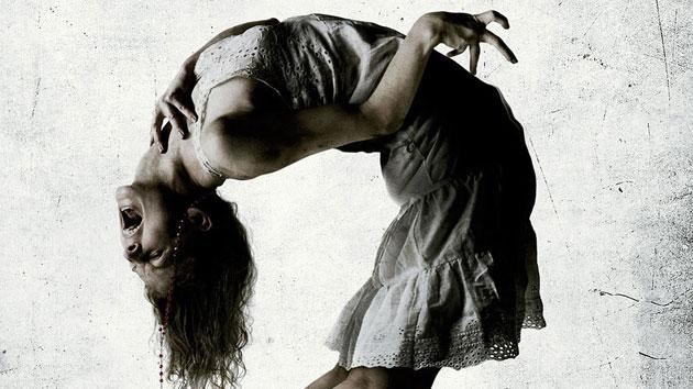 Ashley Bell bends over backwards for 'The Last Exorcism Part II'