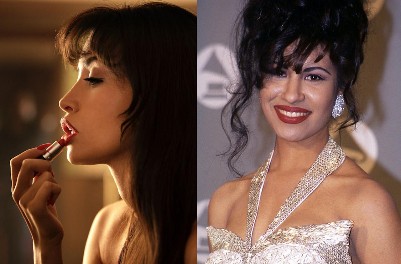 "<p><strong><a href=""https://www.goodhousekeeping.com/life/entertainment/a30860047/netflix-selena-the-series-start-date-cast-spoilers/"" target=""_blank"">Selena Quintanilla</a></strong>'s legacy lives on: Twenty-five years after her death, the ""Queen of Tejano"" is more present than ever. Case in point, the upcoming Netflix limited series <em><a href=""https://www.netflix.com/title/81022733"" target=""_blank"">Selena: The Series</a></em> will give fans a closer look at the Tex-Mex singer's life. Most recently, <a href=""https://www.youtube.com/watch?v=w8HYM1kt650"" target=""_blank"">a teaser</a> officially announced the premiere date as December 4. And similar to the 1997 biopic <em><a href=""https://www.amazon.com/Selena-Jennifer-Lopez/dp/B001AWDF18?tag=syn-yahoo-20&ascsubtag=%5Bartid%7C10055.g.32743619%5Bsrc%7Cyahoo-us"" target=""_blank"">Selena</a></em>, the ""coming of age story"" will follow the Latin icon's rise to stardom from the early years of her career to her murder in March 1995. Of course, viewers can also expect to see the Quintanilla family portrayed. From her ambitious father and manager, <strong>Abraham Quintanilla Jr.</strong>, to her husband and fellow Selena y Los Dinos band member, <a href=""https://www.goodhousekeeping.com/life/entertainment/a32713985/selena-quintanilla-husband-chris-perez-marriage/"" target=""_blank""><strong>Chris Perez</strong></a>.</p><p>In the <a href=""https://www.goodhousekeeping.com/life/entertainment/a30860047/netflix-selena-the-series-start-date-cast-spoilers/"" target=""_blank"">latest teaser</a>, a young Selena has a conversation with her dad. ""Do you trust your father?"" he asks. ""Yes,"" she responds. ""If you keep practicing, pretty soon it's all gonna pay off. Just watch,"" he says. The clip ends with him reminiscing about Selena's early days as she performs her hit song, ""<a href=""https://www.amazon.com/Como-La-Flor/dp/B00UZDLOMK?linkCode=ogi&tag=goodhousekeeping_auto-append-20&ascsubtag=[artid