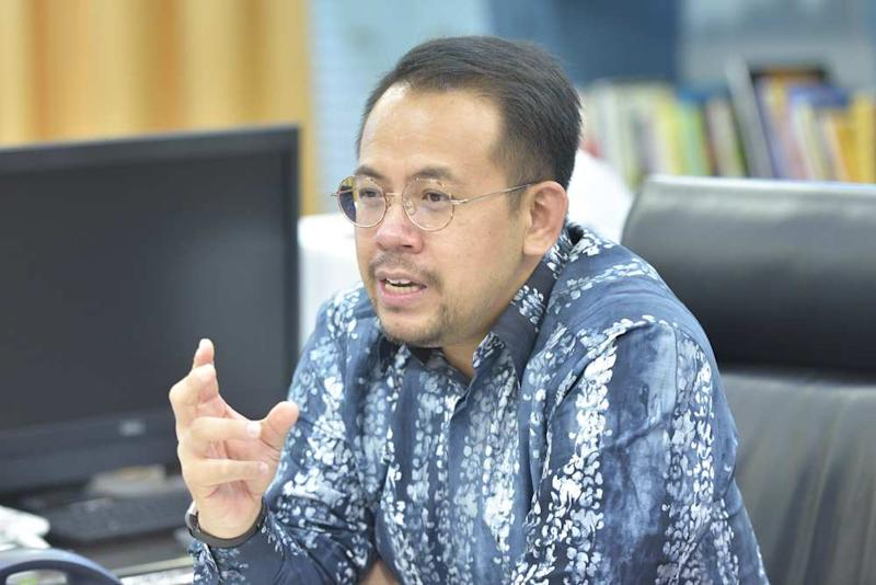 DAP's Steven Sim noted that PH is going through a 'soul-searching' phase at the moment, but he believes the coalition can make a comeback. ― Picture by Mukhriz Hazim