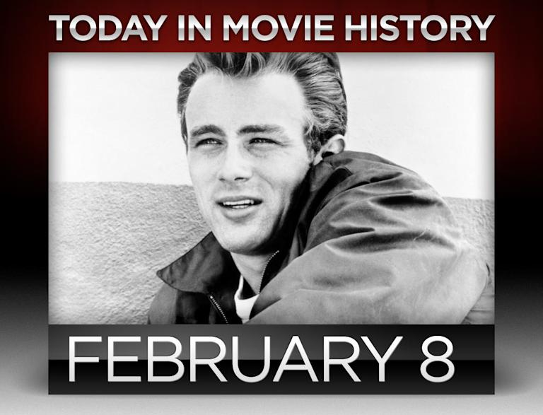 Today in movie history, February8