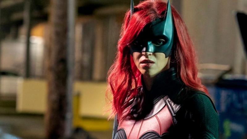 Ruby Rose as Kate Kane (Credit: The CW)