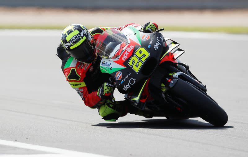 Aprilia MotoGP boss slams 'absurd' Iannone doping ban