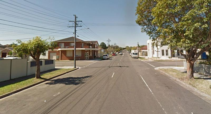 A photo of Edgar Street in Auburn. The dead Shih Tzu was found on this street in March.