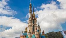 香港迪士尼15周年全新夢想城堡登場