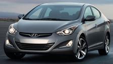 2015 Hyundai Elantra EX