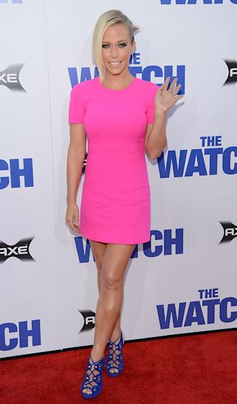 The Watch LA Premiere, Kendra Wilkinson