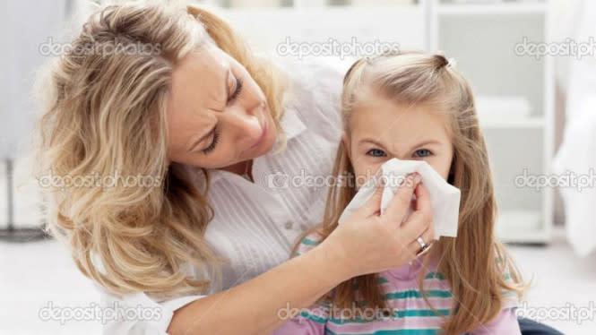 3 Langkah Mudah Cegah Alergi pada Si Kecil