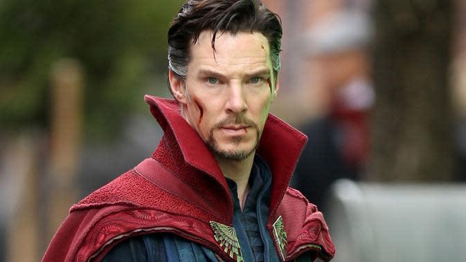 Kevin Feige sendiri mengindikasikan bahwa Doctor Strange dua akan ada di fase keempat Marvel. (TooFab's)