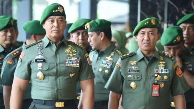 Jenderal TNI Andika Pantau Ketat Penerimaan Taruna Akmil 2020