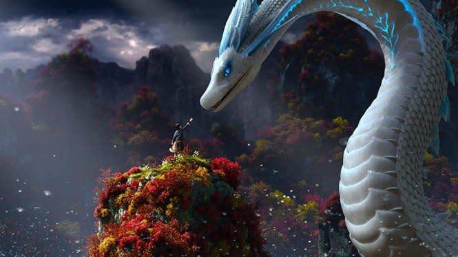 White Snake, Legenda Siluman Ular Putih untuk Hiburan #DiRumahAja