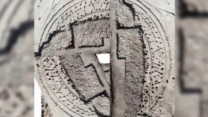Lingkaran Kayu Mirip Stonehenge Ditemukan di Portugal