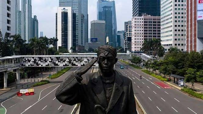 Indonesia Jadi Bagian dari 92 Persen Negara yang Akan Krisis Ekonomi