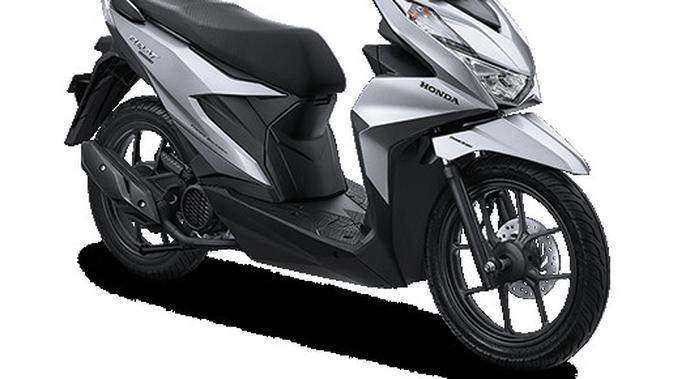 Honda BeAT Deluxe CBS-ISS (astra-honda.com)
