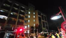 快新聞/新店老人之家房間起火 90多歲翁遭預防性送醫