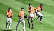MLB太空人橫掃雙城 晉級美聯分區系列賽