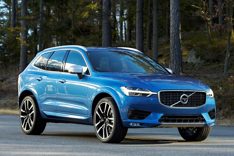 Volvo recalls 70,000 cars in the United Kingdom over fire risk
