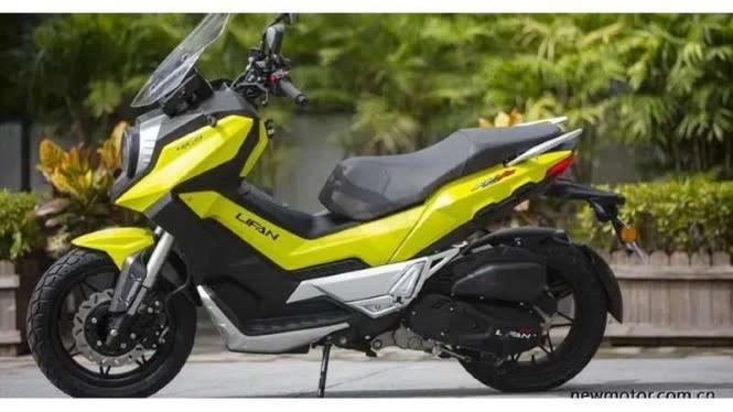 Sepeda Motor Matik Ini Serupa Tapi Tak Sama dengan Honda ADV 150