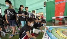 校際創意機器人競賽 351學生齊聚海東展創意