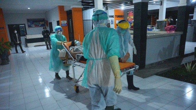 Angka Kematian Pasien COVID-19 Kota Malang di Atas Nasional