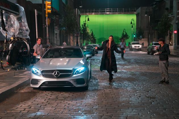 為英雄作嫁!Mercedes-Benz成為正義聯盟座駕