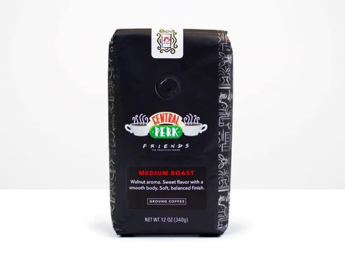 "<p><a href=""https://www.popsugar.com/buy/Central-Perk-Medium-Roast-Ground-Coffee-12-ounces-470967?p_name=Central%20Perk%20Medium%20Roast%20Ground%20Coffee%20%2812%20ounces%29&retailer=store.coffeebean.com&pid=470967&price=10&evar1=yum%3Aus&evar9=46406562&evar98=https%3A%2F%2Fwww.popsugar.com%2Ffood%2Fphoto-gallery%2F46406562%2Fimage%2F46406985%2FCentral-Perk-Medium-Roast-Ground-Coffee-12-ounces&list1=friends%2Ctea%2Ccoffee%2Cfood%20news&prop13=api&pdata=1"" rel=""nofollow"" data-shoppable-link=""1"" target=""_blank"" class=""ga-track"" data-ga-category=""Related"" data-ga-label=""https://store.coffeebean.com/central-perk-coffee-ground-medium-roast-12oz"" data-ga-action=""In-Line Links"">Central Perk Medium Roast Ground Coffee (12 ounces)</a> ($10)</p>"
