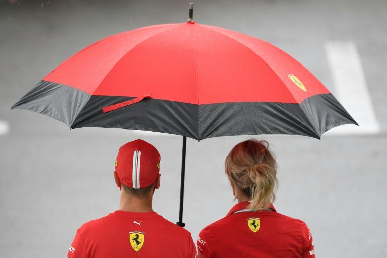 Vettel says 'I've been happier' but insists won't walk away from Ferrari