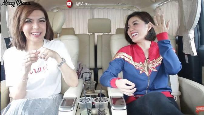 Najwa Shihab dan Merry Riana